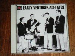 画像1: THE VENTURES -  EARLY VENTURES ACETATES  / US ORIGINAL PRIVATE Press CD-R
