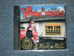 """画像1: THE VENTURES &  THE FABULOS WAILERS - TWO CAR GARAGE (SAELED) /  2009 US AMERICA ORIGINAL """"Brand New SEALED"""" CD"""
