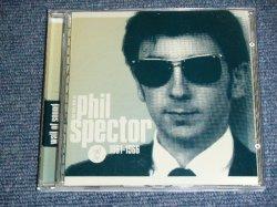 画像1: V.A. - PHIL SPECTOR : WALL OF SOUND : THE VERY BEST OF PHIL SPECTOR 1961-1966  / 2011 UK EUROPEAN BRAND NEW  CD