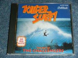 画像1: THE CHALLENGERS - KILLER SURF : The BEST OF / 1994 US ORIGINAL Used  CD
