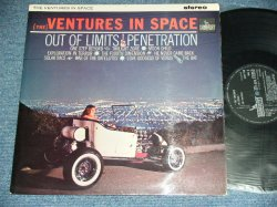 画像1: THE VENTURES - IN SPACE (Matrix # SLBY 1189 A-1/SLBY 1187B-1 Ex+++/Ex+++,Ex++) / 1964  UK ENGLAND  ORIGINAL Stereo Used LP