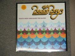 画像1: THE BEACH BOYS - THAT'S WHY GOD MADE THE RADIO / 2012 US AMERICA ORIGINAL Brand New SEALED LP