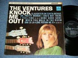 """画像1: THE VENTURES - KNOCK ME OUT ( Without or NONE  """"TOMORROW'S LOVE"""" Version : VG+++/POOR) / 1965 UK ENGLAND ORIGINAL Large STEREO credit Used  LP"""