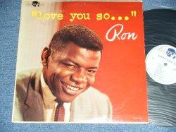 画像1: RON HOLDEN (BRUCE JOHNSTON Works) - LOVE YOU SO  ( Ex/Ex++ )  / 1960 US ORIGINAL MONO  Used  LP