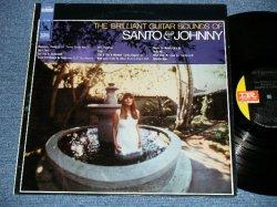 画像1: SANTO & JOHNNY -  THE BRILLIANT GUITAR SOUNDS OF  (Ex++/Ex++)  / 1967 US AMERICA  ORIGINAL STEREO Used LP