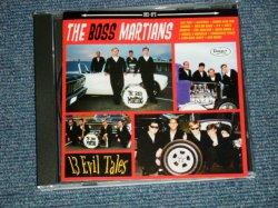 画像1: THE BOSS MARTIANS - 13 EVIL TALES (NEO-SURF GARAGE Vocal & Inst)  (MINT/MINT) / 1997 US AMERICA ORIGINAL Used  CD