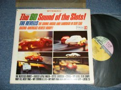 画像1: THE REVELLS - THE GO SOUND OF THE SLOTS! ( Ex++/Ex+++) / 1965 US AMERICA ORIGINAL STEREO Used LP
