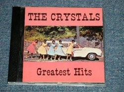 画像1: The CRYSTALS - GREATEST HITS  (MINT- VG+++/MINT)  /  1990 ITALY ITALIA  ORIGINAL Used CD