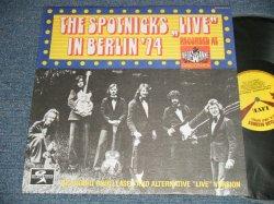 画像1: The SPOTNICKS -  LIVE IN BERLIN '74 (MINT/MINT) / 1988 SWEDEN REISSUE Used LP
