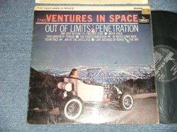 画像1: THE VENTURES - IN SPACE (Matrix #  SLBY 1189 A-1/SLBY1187B-1) (Ex++/Ex+ Looks:Ex STOFC) / 1964 UK ENGLAND  ORIGINAL Stereo Used LP