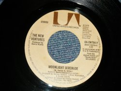 "画像1: THE VENTURES - MOONLIGHT SERENADE  A) 3:22 SHORT / B) 5:26 LONG DISCO (MINT/MINT)/ 1976 US AMERICA ORIGINAL Used 7"" SINGLE"