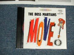画像1: THE BOSS MARTIANS - MOVE (NEO-SURF GARAGE Vocal & Inst)  (MINT-/MINT) / 2001 US AMERICA ORIGINAL Used CD