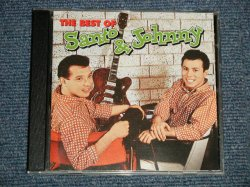 画像1: SANTO & JOHNNY - THE BEST OF (MINT-/MINT) /1997 CANADA Used CD