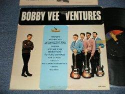 画像1: THE VENTURES & BOBBY VEE - BOBBY VEE MEETS THE VENTURES (Matrix #A) LRP 3289 -1-SIDE 1  B) LRP 3289 RE-1 SIDE 2) (Ex/Ex+++) /1963 US AMERICA ORIGINAL MONO Used LP