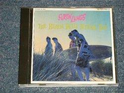 画像1: The SURFIN' LUNGS - THE BEACH WILL NEVER DIE (MINT/MINT) / 1990 SPAIN ORIGINAL Used CD