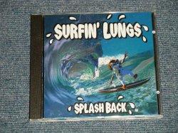 """画像1: The SURFIN' LUNGS - SPLASH BACK (NEW) / 1997 SPAIN ORIGINAL """"BRAND NEW""""  CD"""
