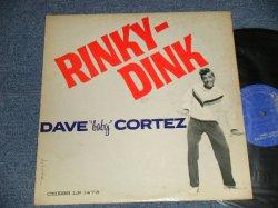 """画像1: DAVE """"BABY"""" CORTEZ - RINKY-DINK (Ex++/Ex+ Looks:Ex+++) / 1962 US AMERICA ORIGINAL MONO Used LP"""