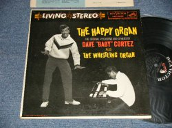 "画像1: DAVE ""BABY"" CORTEZ - THE HAPPY ORGAN (Ex++/MINT-) / 1959 US AMERICA ORIGINAL STEREO Used LP"