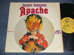 "画像1: JORGEN INGMANN - APACHE (Ex++/Ex+++ A-2,3:Ex) / 1961 US AMERICA ORIGINAL ""YELLOW Label"" MONO used LP"