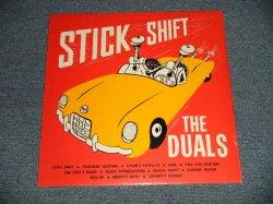 """画像1: THE DUALS - STICK SHIFT (SEALED) / 1983 US AMERICA REISSUE """"BRAND NEW SEALED"""" LP"""