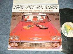 画像1: The JET BLACKS (BRAZILIAN INST) - Remember The Shadows & The Ventures (Ex++/Ex++) /1988 BRAZIL ORIGINAL Used LP