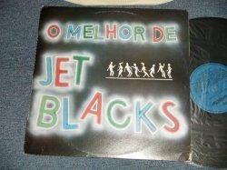 画像1: JET BLACKS (BRAZILIAN INST) - O MELHOR DE JET BLACKS (Ex+/Ex+++) /1989 BRAZIL ORIGINAL Used LP