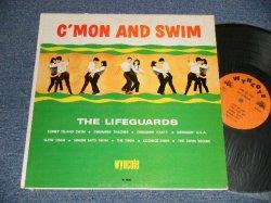 画像1: The LIFEGUARDS - C'MON & SWIM (Ex+/Ex++) / 1964 US AMERICA MONO Used LP