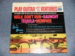 """画像1: THE VENTURES - PLAY GUITAR WITH THE VENTURES (SEALED EDSP) / 1965 US AMERICA ORIGINAL? """"BRAND NEW SEALED"""" LP"""