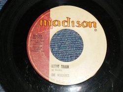 """画像1: THE VISCOUNTS - A) NIGHT TRAIN  B) SUMMERTIME (VG/VG) / 1960 US AMERICA ORIGINAL Used 7"""" 45 rpm Single"""