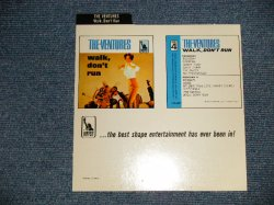 "画像1: THE VENTURES - WALK, DON'T RUN ""STEREO TAPE 4 / STORE DISPLAY KIT SHEET"" / US AMERICA ORIGINAL"