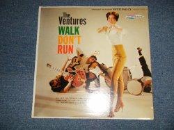 """画像1: THE VENTURES - WALK DON'T RUN (SEALED) / 196? US AMERICA ORIGINAL? STEREO """"BRAND NEW SEALED"""" LP"""