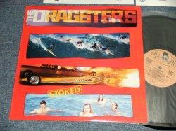 """画像1: The DRAGSTERS - STOCKED (MINT-/MINT) /1989 US AMERICA ORIGINAL """"PROMO LIT with BIO & PHOTO'S"""" Used LP"""
