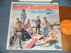 """画像1: THE TORNADOES - BUSTIN' SURFBOARDS (Ex+/MINT) / 1996 US AMERICA REISSUE """"COLORED WAX"""" Used LP"""