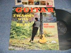画像1: DEAN HIGHTOWER - GUITAR TWANGY WITH A BEAT (MINT-, Ex++/MINT- STPOBC) /1959 US AMERICA ORIGINAL MONO Used LP