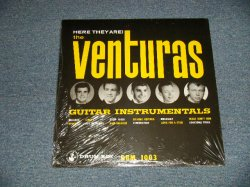 "画像1: The VENTURAS - HERE THEY ARE! : GUITAR INSTRUMENTALS (SEALED) / US AMERICA REISSUE ""BRAND NEW SEALED"" LP"