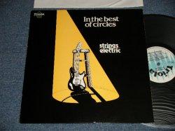 画像1: STRINGS ELECTRIC - IN THE BEST OF CIRCLES (MINT-/MINT) /1988 SWEDEN ORIGINAL Used LP