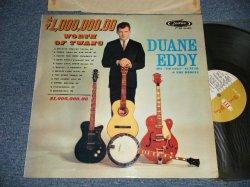 画像1: DUANE EDDY - $1,000,000.00 WORTH OF TWANG (Ex++, Ex+/Ex+ Looks:Ex++ STPOBC) / 1960 US AMERICA ORIGINAL MONO Used LP