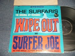 画像1: THE SURFARIS - WIPE OUT (Ex+/MINT- CUT OUT) / 1971 Version US AMERICA REISSUE STEREO Used LP