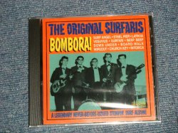 "画像1: The ORIGINAL SURFARIS - BOMBORA! (SEALED) / 1995 US AMERICA ORIGINAL ""BRAND NEW SEALED"" CD"