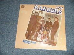 """画像1: LOS RANGERS - GRABACIONES INEDITAS (Sealed) / 1984 SPAIN ORIGINAL """"BRAND NEW SEALED"""" LP"""