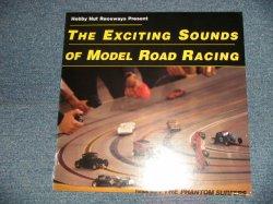 """画像1: THE PHANTOM SURFERS - THE EXCITING SOUNDS OF MODEL ROAD RACING (SEALED) / 1994 US AMERICA ORIGINAL """"BRAND NEW SEALED"""" LP"""