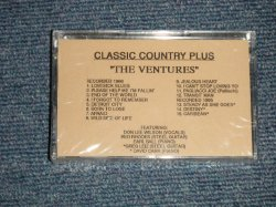 "画像1: The VENTURES - CLASSIC COUNTRY PLUS (UK FAN CLUB Only) (SEALED) / 1996 US AMERICA? ORIGINAL ""BRAND NEW SEALED"" CASSETTE Tape"