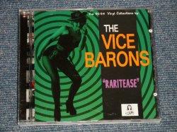 """画像1: The VICE BARONS - RARITEASE (NEW) / 1997 BELGIUM ORIGINAL """"BRAND NEW"""" CD"""