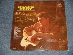 """画像1: DUANE EDDY - TWANGY GUITAR SILKY STRINGS (SEALED) / 1962 US AMERICA ORIGINAL MONO """"BRAND NEW SEALED"""" LP"""