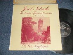 画像1: JACK NITZSCHE - ST. GILES CRIPPLEGATE (Ex++/Ex+++) / 1972 UK ENGLAND ORIGINAL Used LP