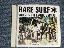 画像1: V.A. Various Omnibus - RARE SURF VOL.5 (MINT/MINT) / 2000 GERMAN GERMANY ORIGINAL  Used CD