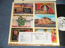 "画像1: The BEACH BOYS - L.A. (LIGHT ALBUM) : With CUSTOM INNER SLEEVE (Matrix #A) PAL-35752 1M AZ A3 B) PBL-35752 1A AZ C2) ""SANTAMONICA Press"" (Ex+++/MINT-) / 1979 US AMERICA ORIGINAL ""WHITE LABEL PROMO"" Used LP"