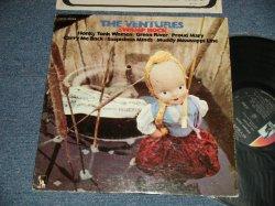 画像1: THE VENTURES -  SWAMP ROCK (Ex+/Ex) / 1969 US AMERICA ORIGINAL Used LP