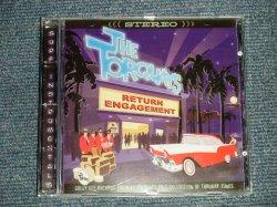 """画像1: THE TORQUAYS - RETURN ENGAGEMENT (NEW)  / 2003 US AMERICA """"BRAND NEW"""" CD"""