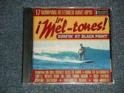 """画像1: LOS THE MEL-TONES- SURFIN' AT BLACK POINT (SEALED)  / 1996 US AMERICA """"BRAND NEW SEALED"""" CD"""
